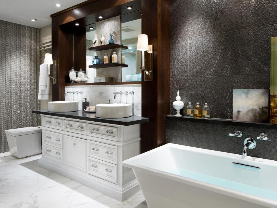 Ideas to design a luxury bathroom