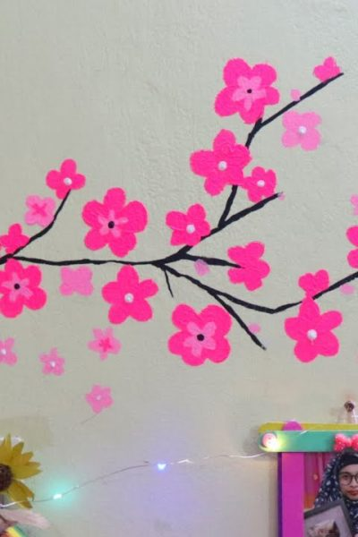 Simple wall painting ideas