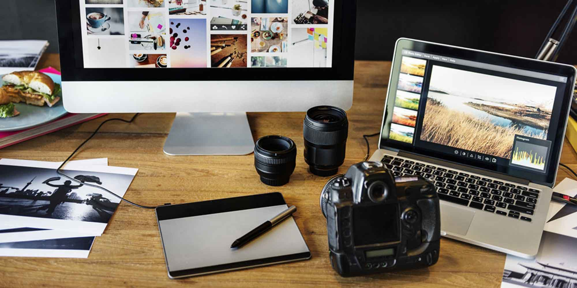 Tools to use in your photography