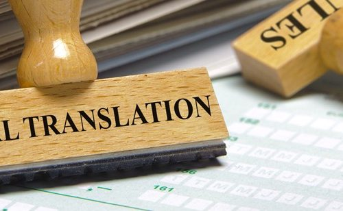 What is legal translation?